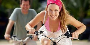 Велосипед как средство от целлюлита