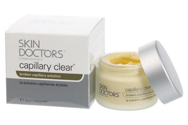 2Capillary Clear. Skin Doctors